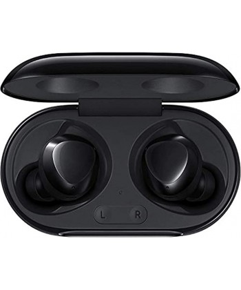 Samsung Galaxy Buds Plus True Wireless Earbuds Bluetooth 5.0 Wireless Charging Case Included Black – US Version